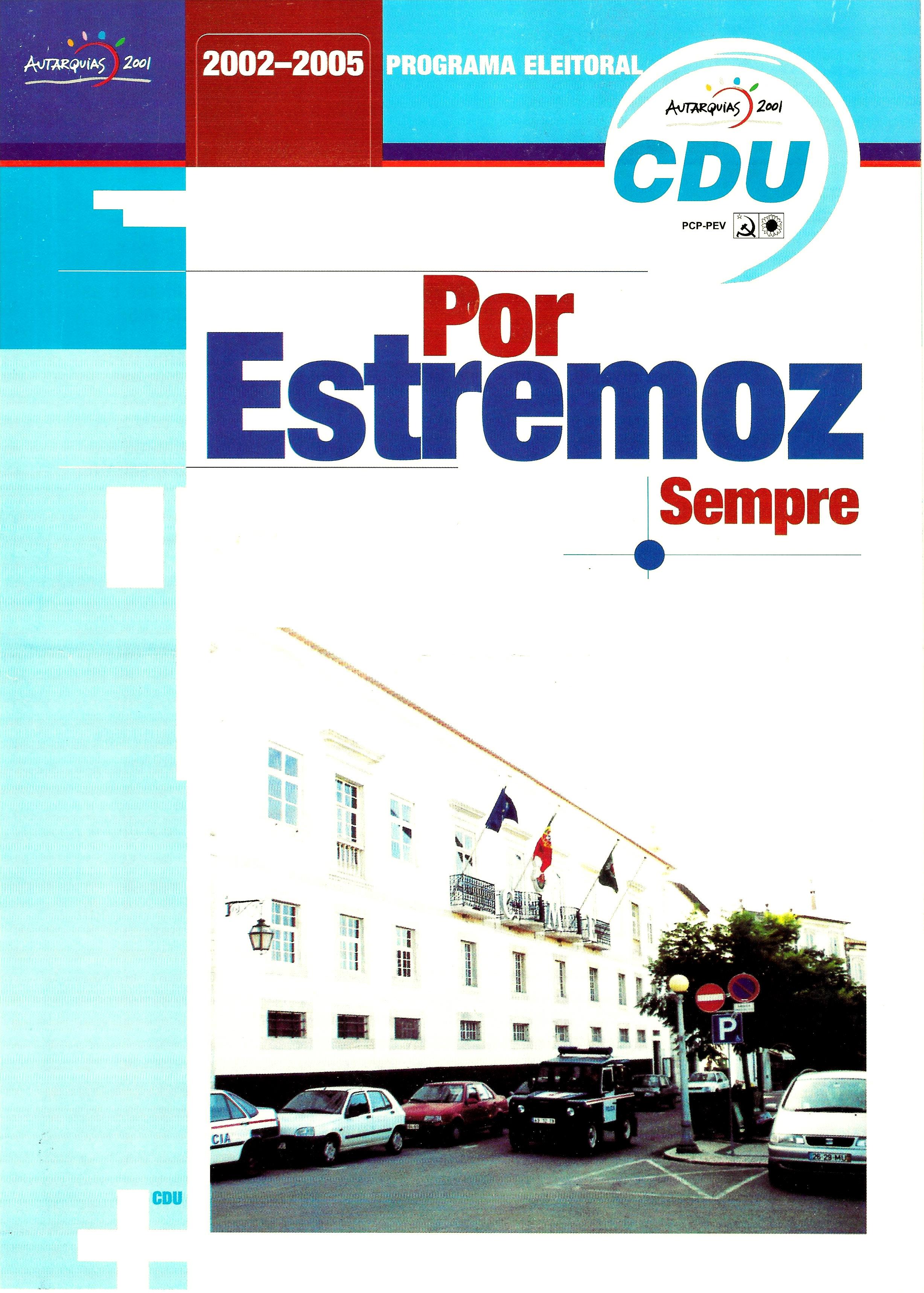 ESTREMOZ CDU 2001 4