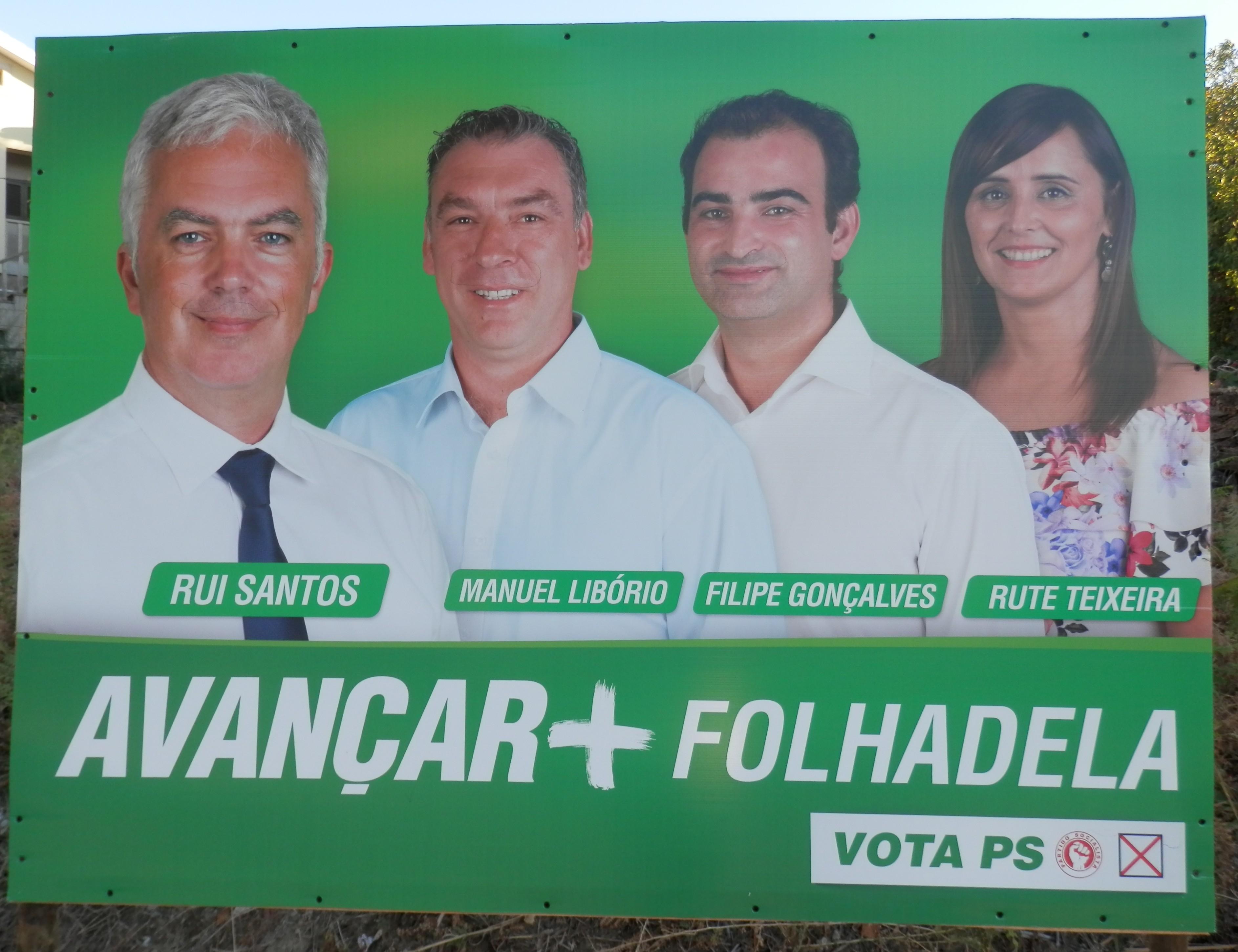 PS -Vila Real – Freg. de Folhadela