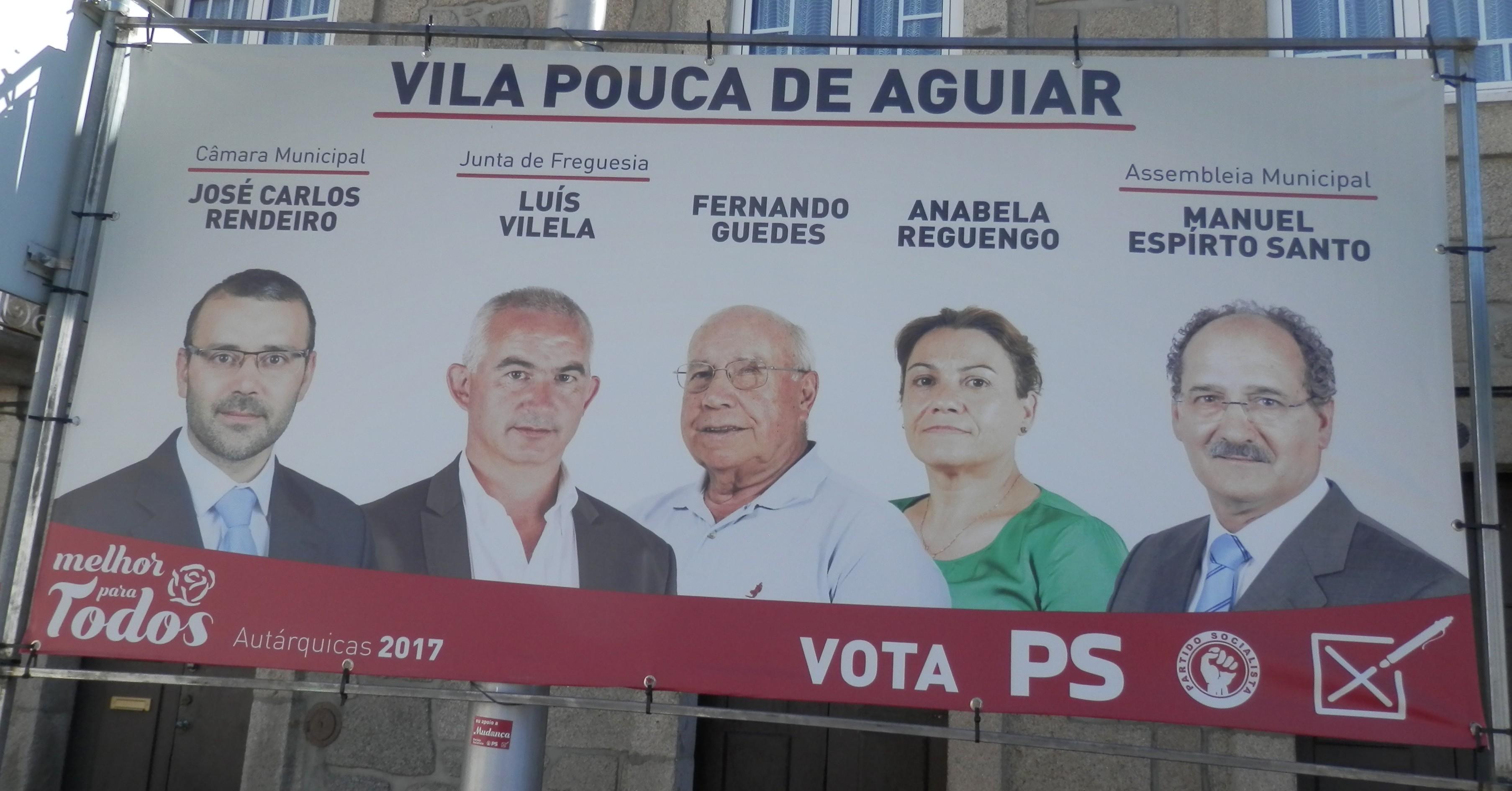 PS_2017_Vila Pouca de Aguiar – Freg. de Vila Pouca de Aguiar – PS