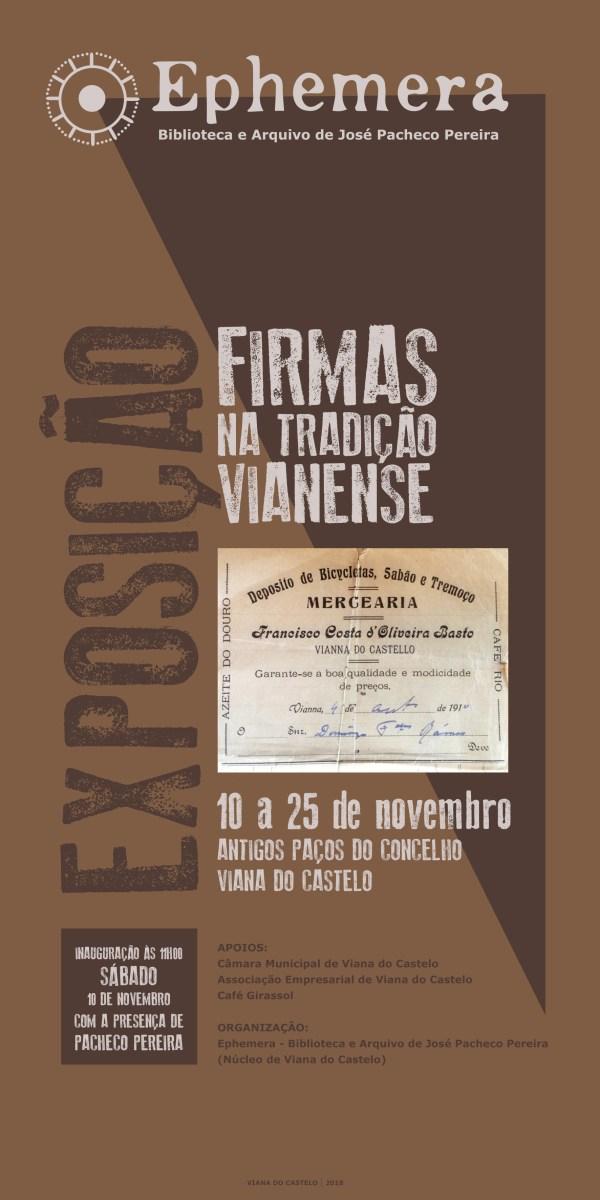 """313ed3d0056 INAUGURAÇÃO DA EXPOSIÇÃO """"FIRMAS NA TRADIÇÃO VIANENSE"""" (VIANA DO CASTELO"""