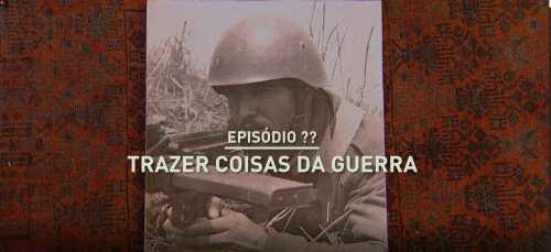 """TVI24   EPHEMERA – """"TRAZER COISAS DA GUERRA"""" – EPHEMERA – Biblioteca e  arquivo de José Pacheco Pereira 1a66fba4cb"""