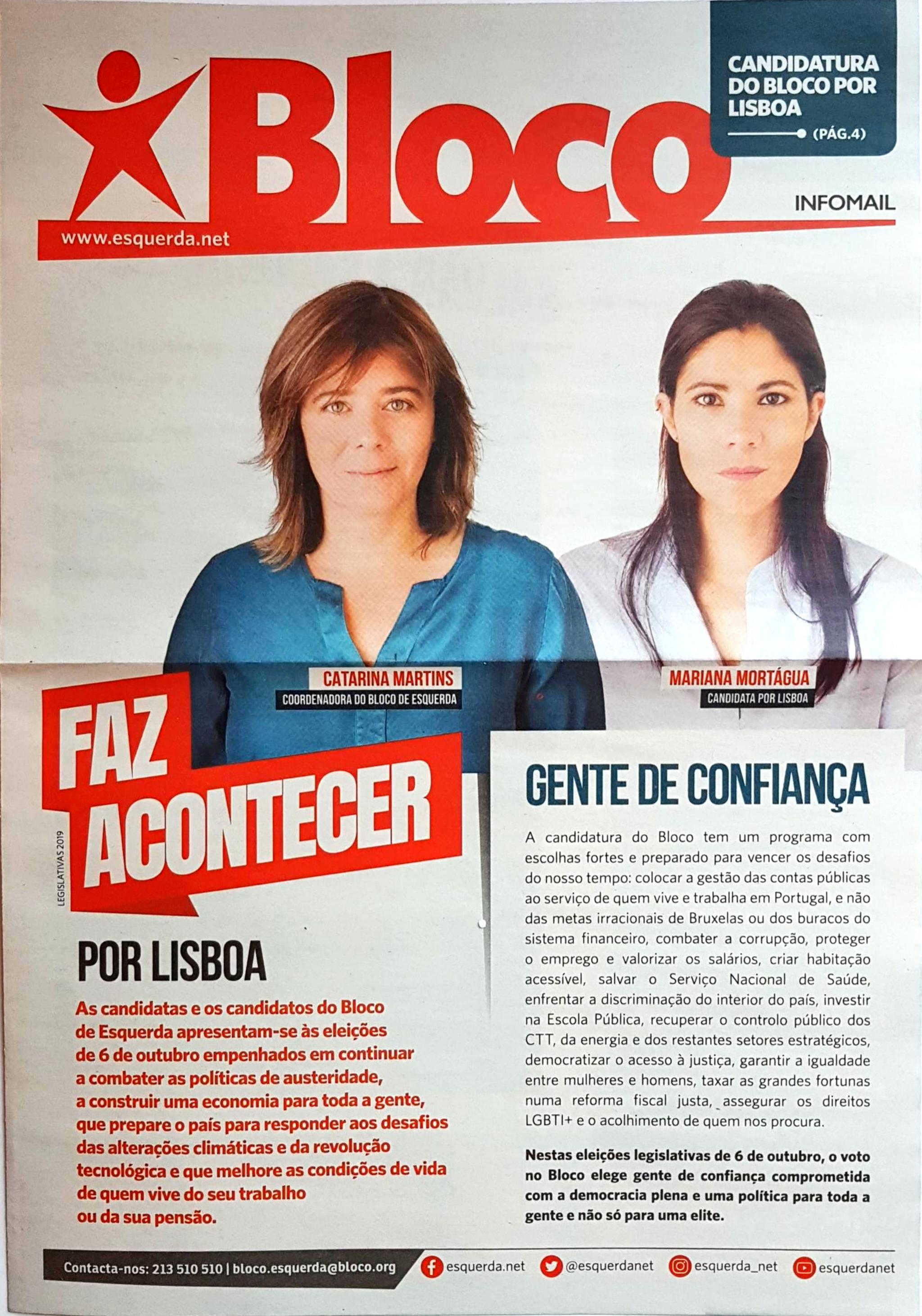 BE 2019 Lisboa