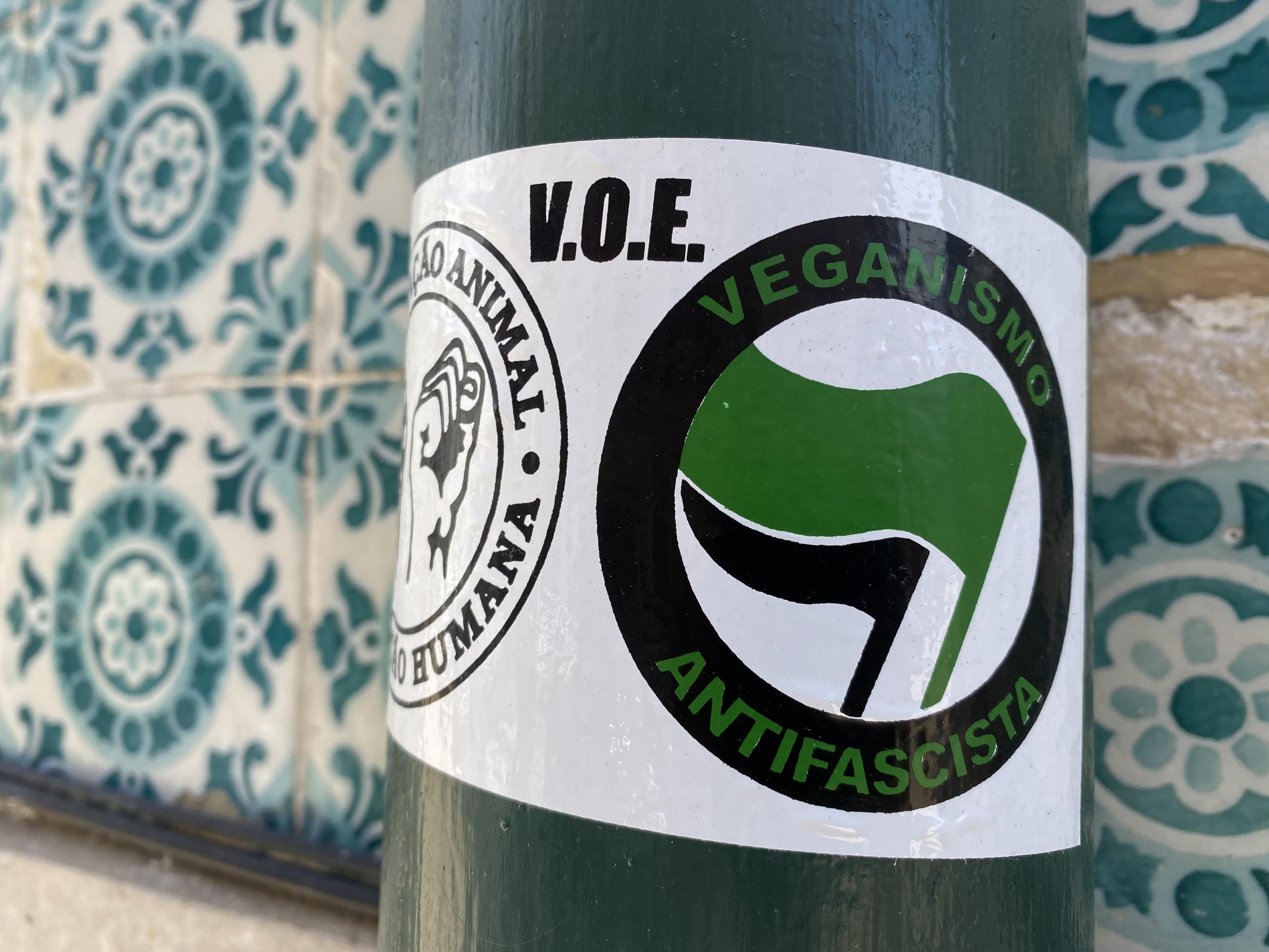 antifa vegan junho 2020 lisboa 1