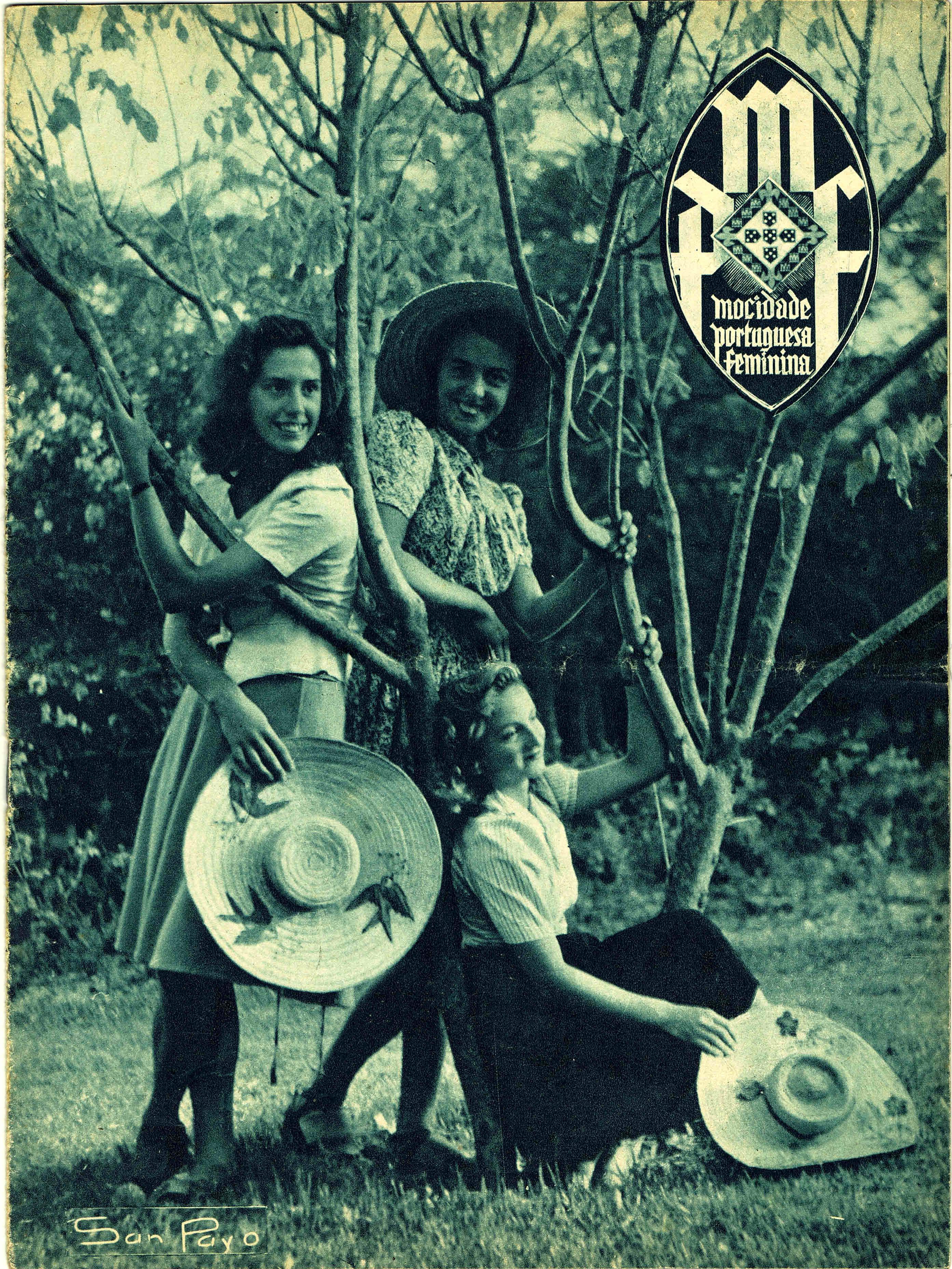 revista da mocidade portuguesa feminina nº 53