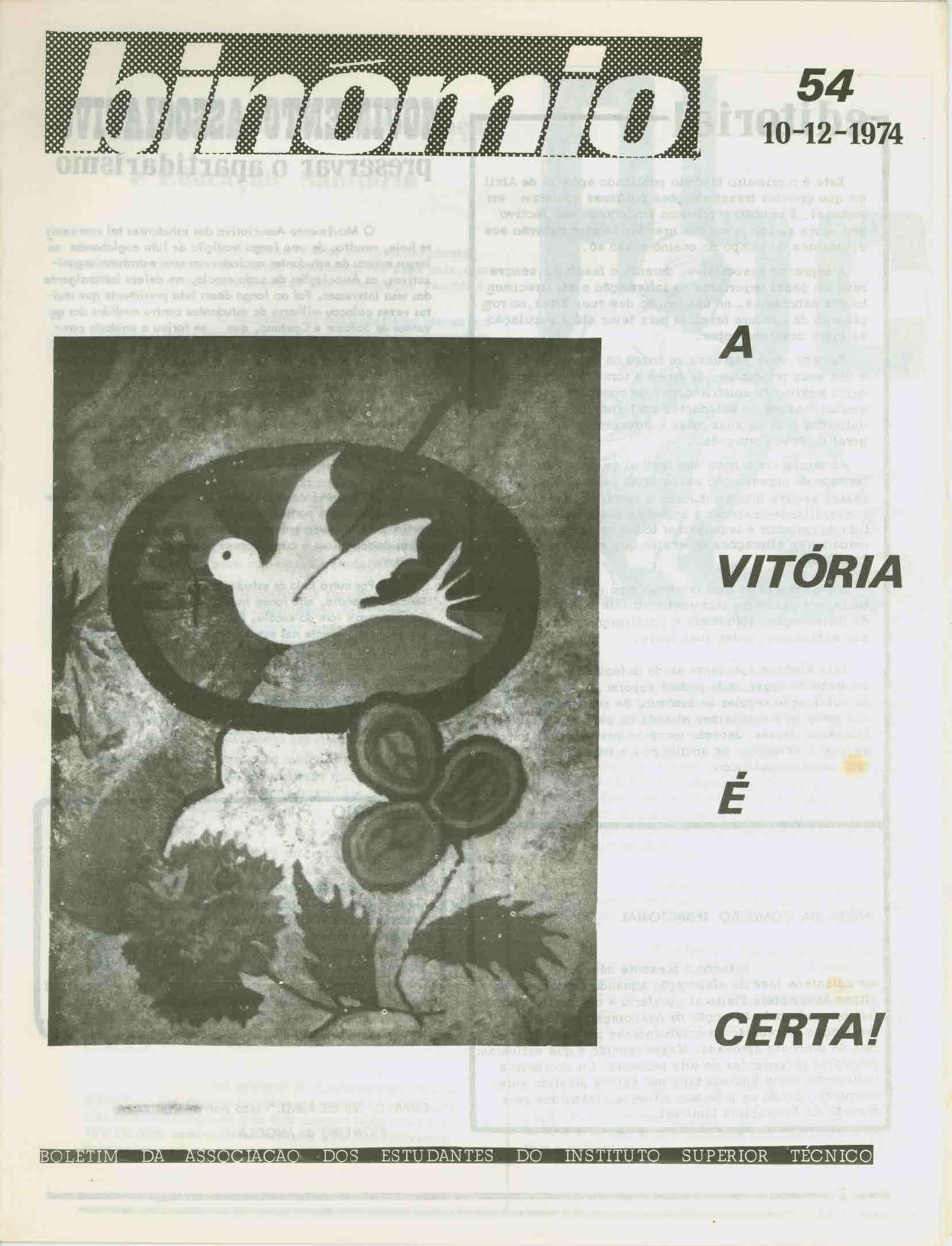Copy of Binómio 54