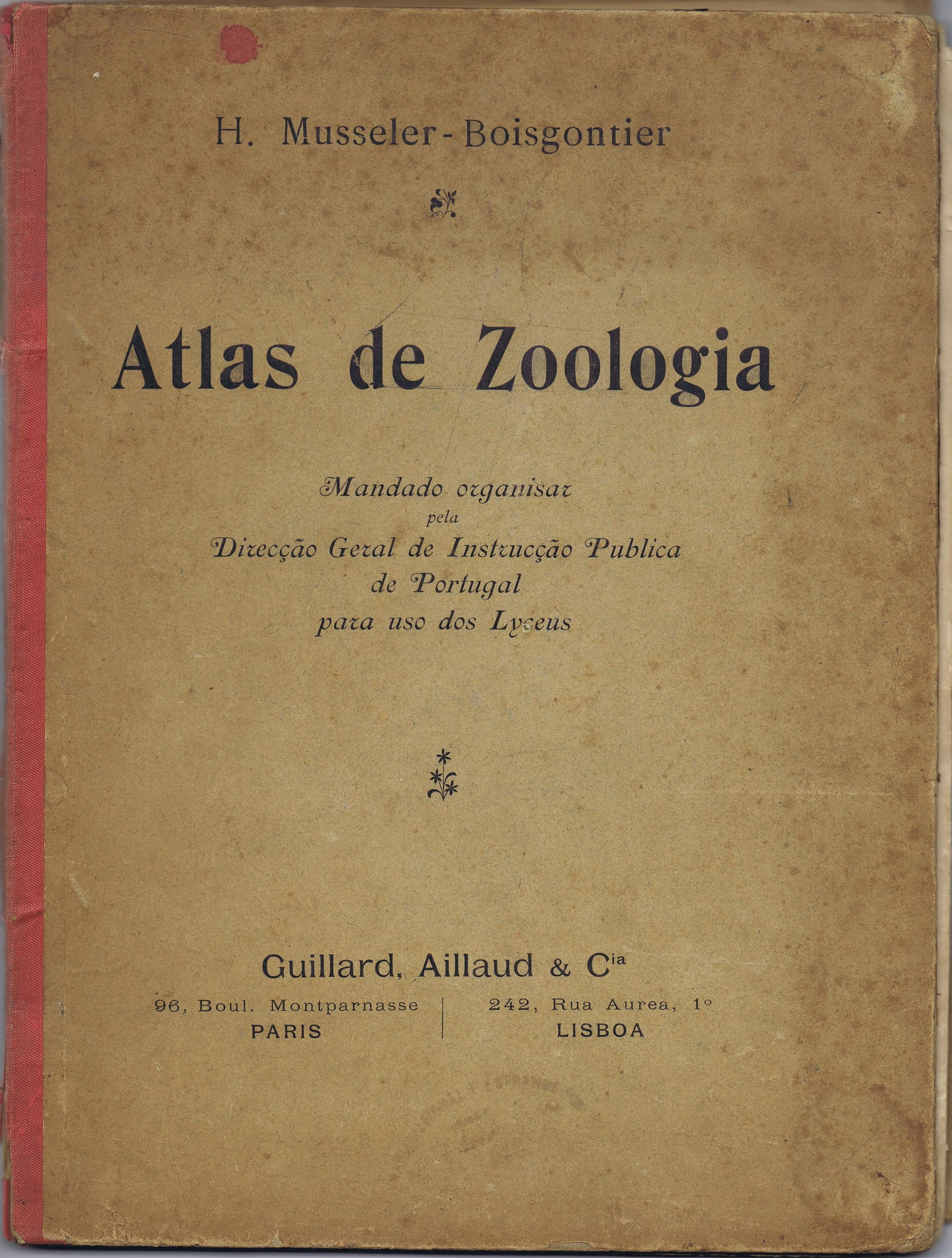 atlas de zoologia 1