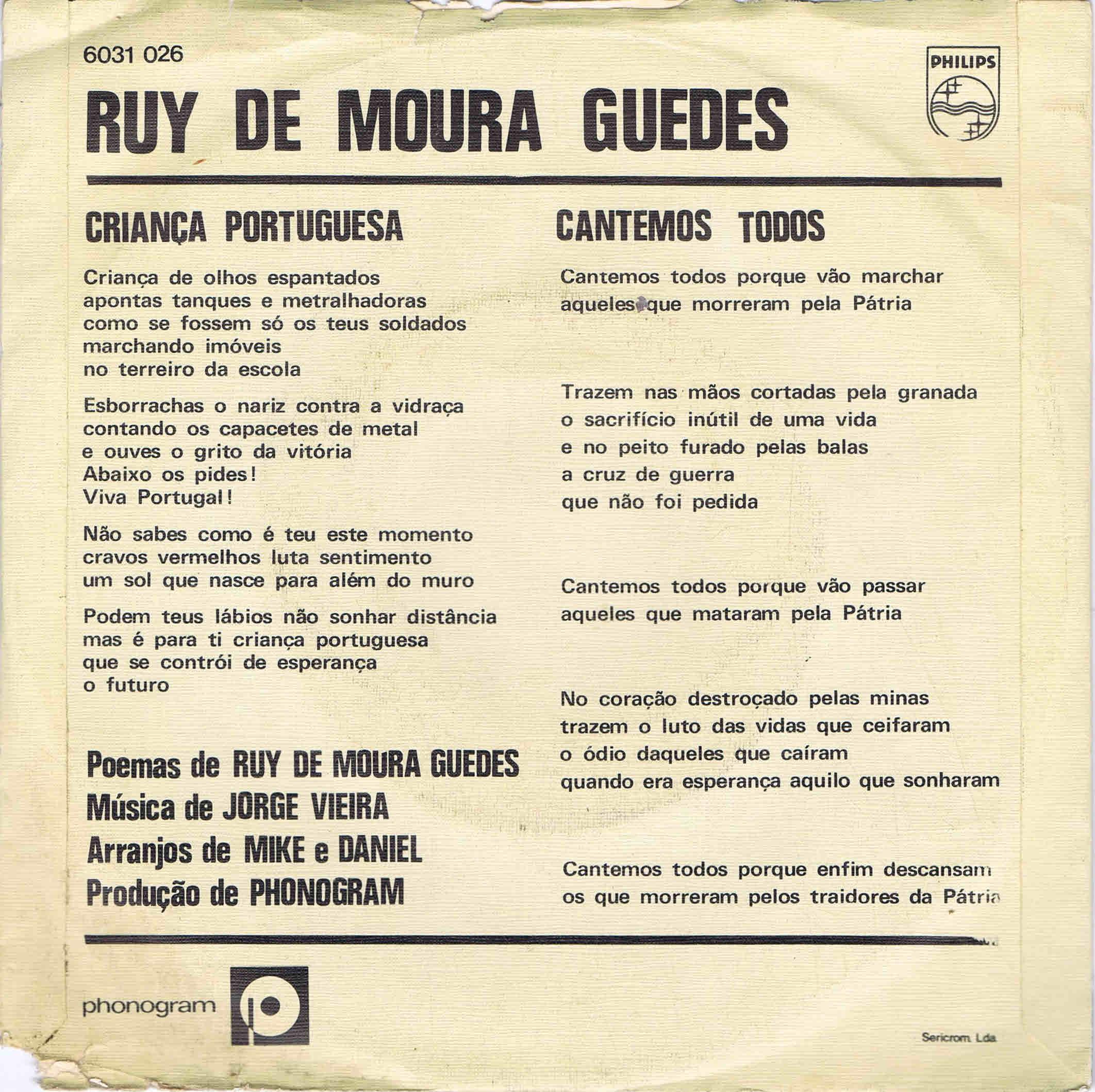 criança portuguesa