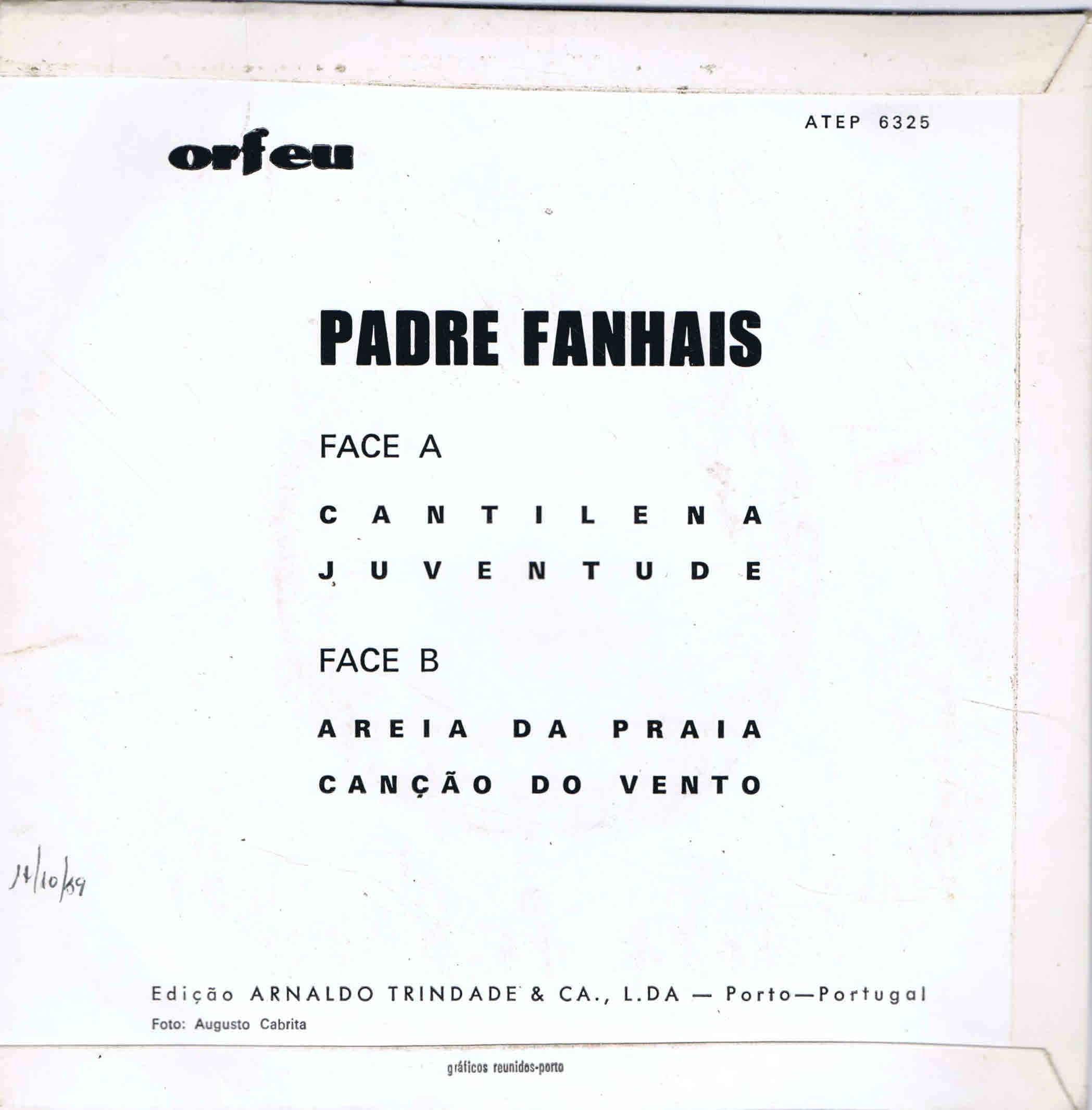 padre fanhais vs
