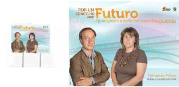 Cartaz PSD CDS Montargil
