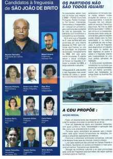 CDU, Lisboa, São João de Brito2