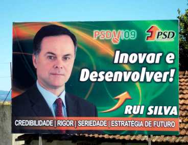 Figueiró dos Vinhos - PSD - OUTDOOR 01