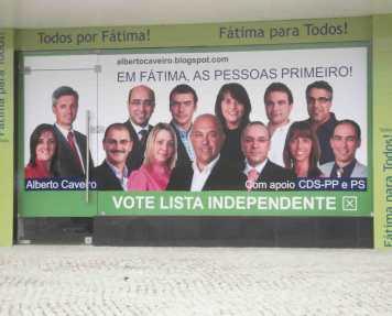 Ourém - Independente - Fátima - SEDE