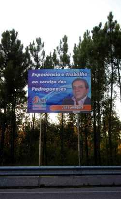 Pedrogão Grande - PSD - OUTDOOR 03