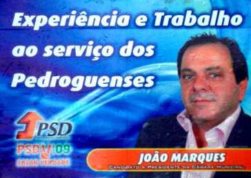 Pedrogão Grande - PSD - OUTDOOR 04