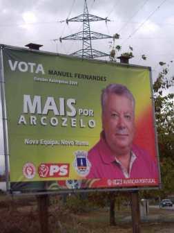 PS_freguesia _Arcozelo
