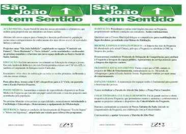 PSD, Lisboa, São João2