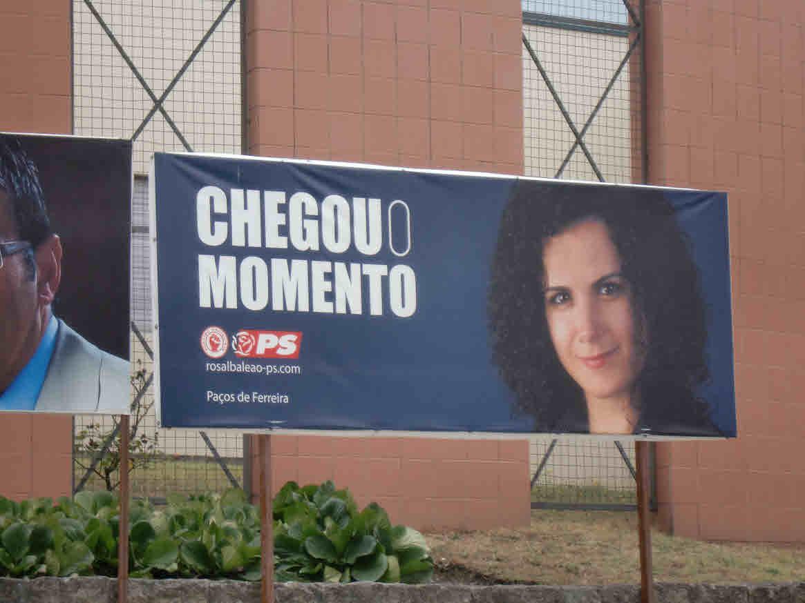Paços De Ferreira: ELEIÇÕES AUTÁRQUICAS DE 2009