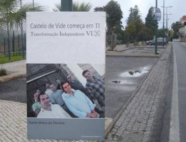 Transformação Independente de Castelo de Vide Acção de Campanha no Conc. de Castelo de Vide Cartazes