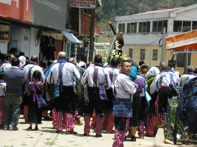 Todo Santos Procession