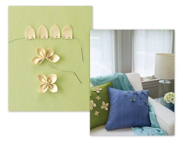 ~ Tuesday Tute ~ Suede Flowers