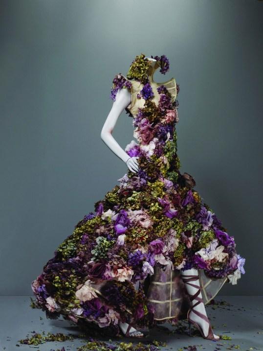 Fashion as Art – Alexander McQueen