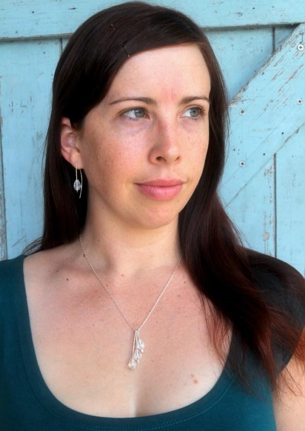 Elodie Earrings + Necklace ~ Epheriell Weekly Special 7/1/13