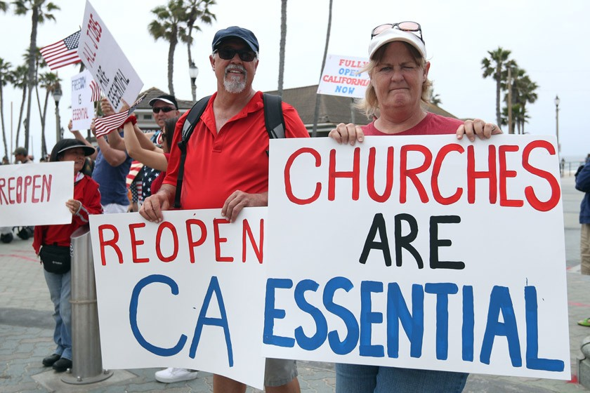 Fighting for Freedom of Religion?