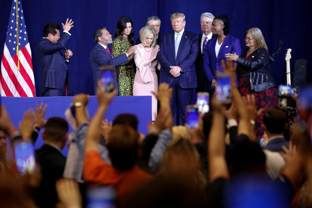 Are White Evangelicals Really the Problem?