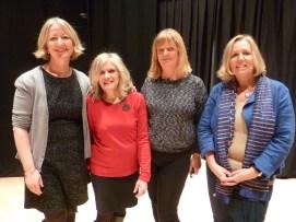 How to Publish - 4 authors, Jacqui Lofthouse, Susan Lee Kerr, Stephanie Zia, Diane Chandler