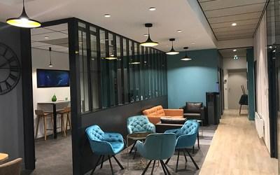 DPSA Ile de France aménage un nouvel espace de 170 m2 dédié aux salariés du Groupe dans les bâtiments du siège à Levallois Perret