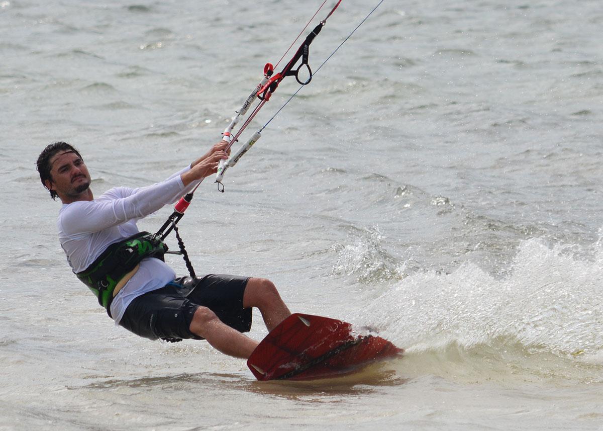 Epic Kites Kiteboarding