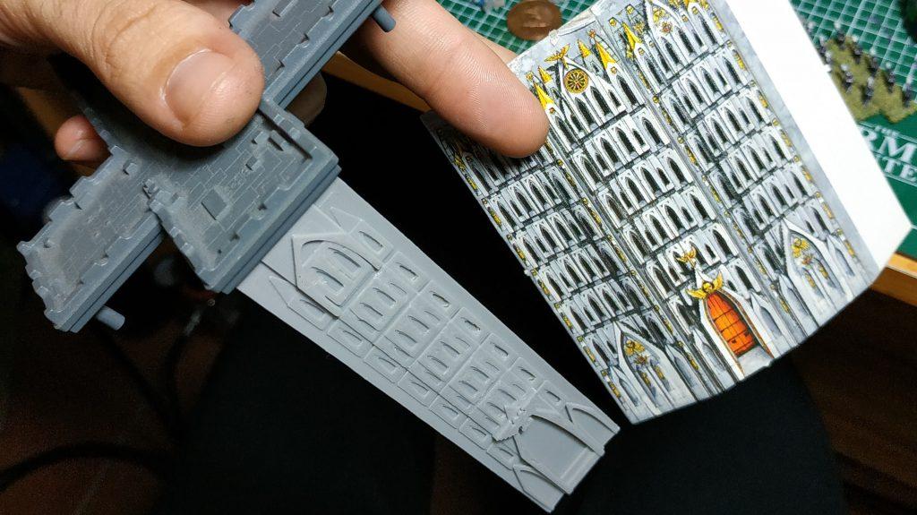 adeptus titanicus rework 3D