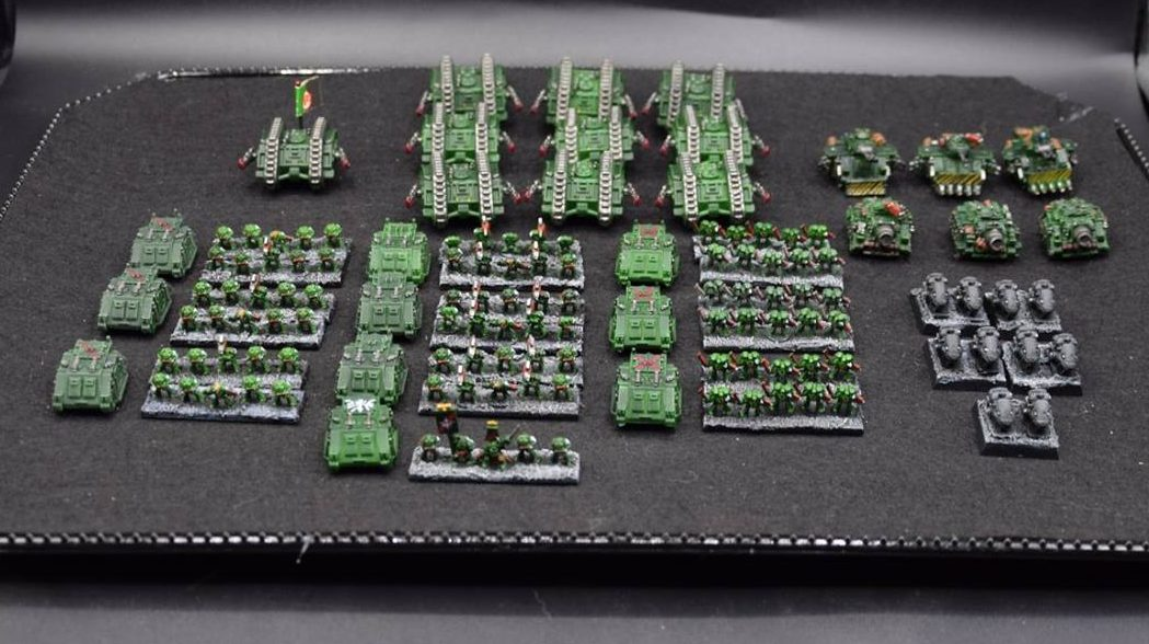 epic space marine dark angels M.E.G.A