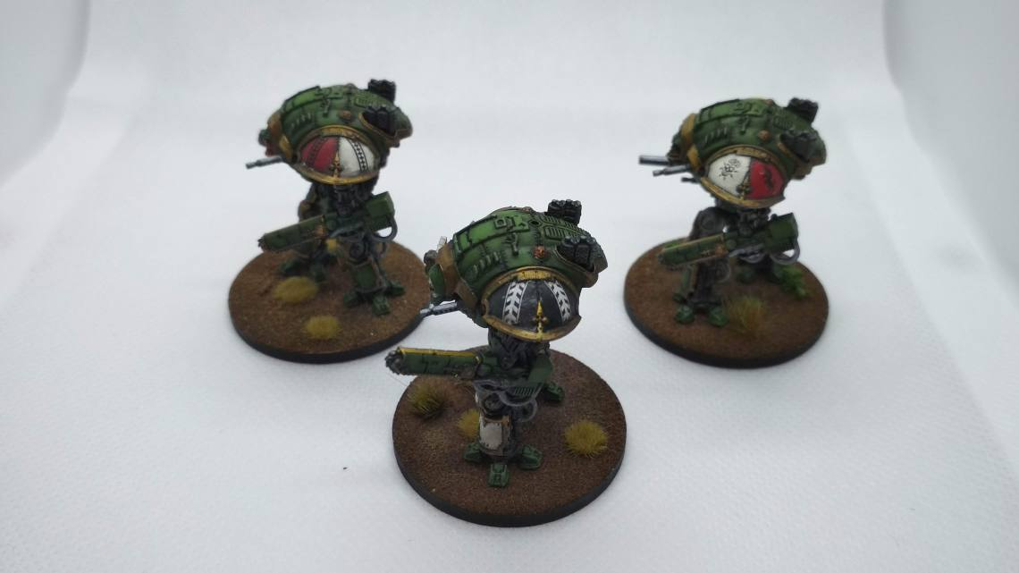 Imperial knights house Vironii