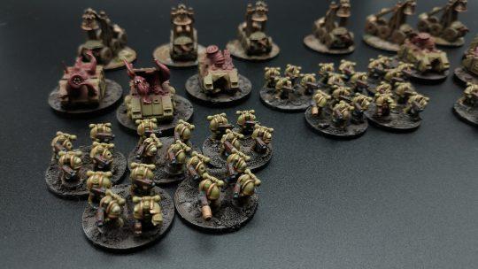 3D printed Nurgle Death Guard 02