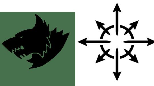 Informe de batalla: Lobos espaciales vs Guardia de la Muerte y Perdidos y Condenados