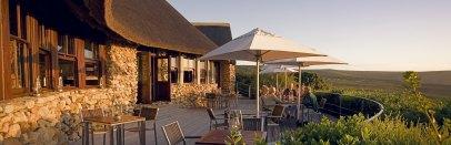 Grootbos Nature Reserve - Garden Lodge deck