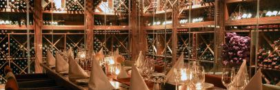 Grootbos Nature Reserve - Wine Cellar