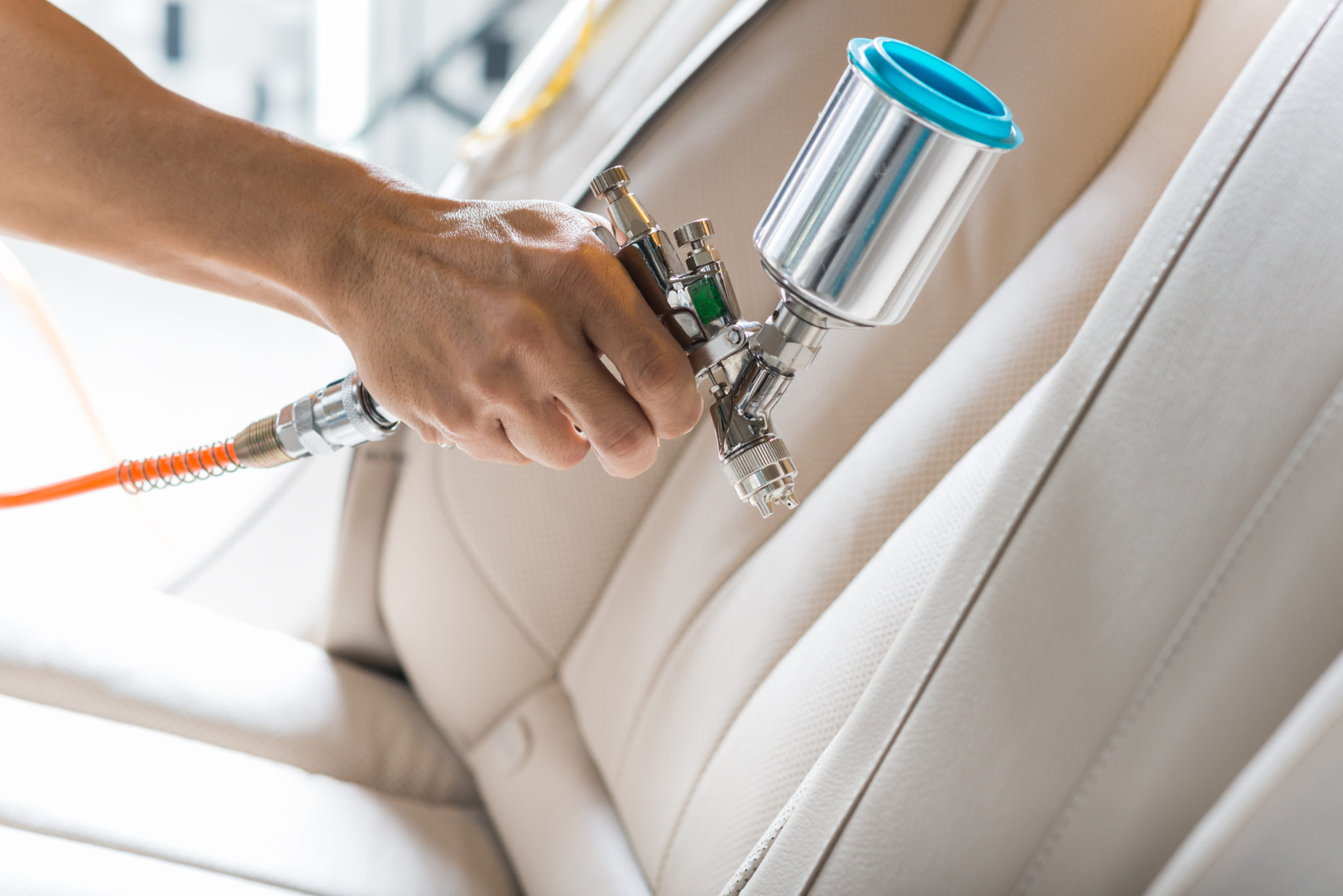 Wichita Falls Auto Interior Upholstery Repair And Replacement
