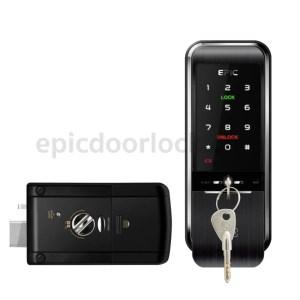 epic digital door lock triplex 2 way
