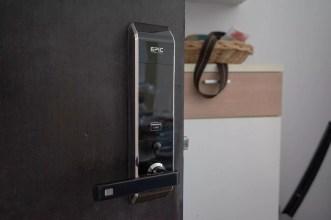 EPIC DOOR LOCK รุ่น ES-809L สำหรับคอนโด