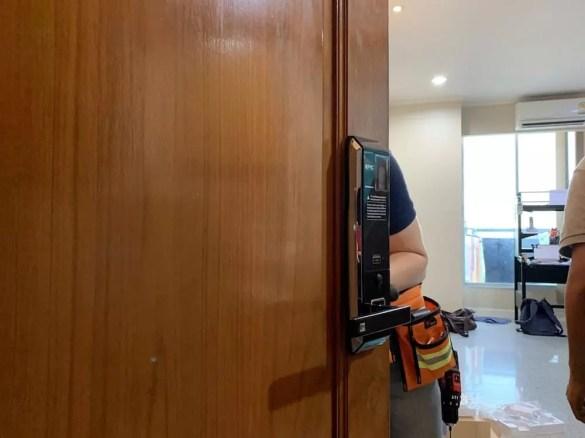 EPIC DOOR LOCK รุ่น ES-8000L สำหรับคอนโด