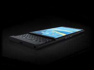 Blackberry Priv Side View