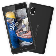 Fairphone - Front & Back