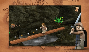 LEGO Lord of the Rings - Bridge Crossing
