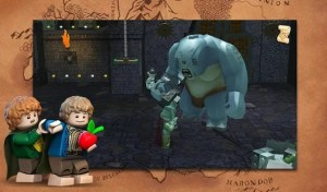 LEGO Lord of the Rings - Troll Fight