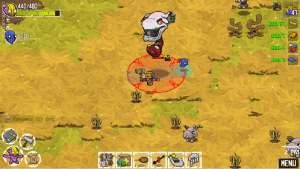 Crashlands - Battle