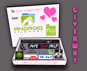 Valentine's Day Giveaway - We Love You!!!