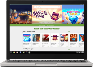 Google Play Store on Chrome OS