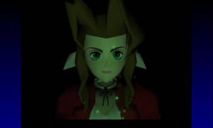 Final Fantasy 7 - Aerith Intro